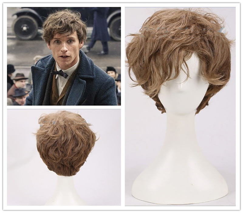 Fantastic Beasts and Where to Find Them Newt Scamander Cosplay headgear