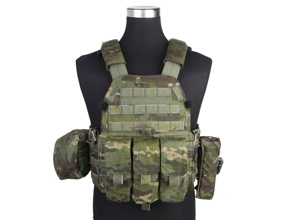 MCTP EMERSON  LBT6094A Style Vest Pouches Airsoft Painball Military - Sportswear and Accessories - Photo 2