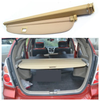 For Suzuki Liana 2007 2016 Rear Trunk Cargo Cover Security Shield Screen shade High Qualit Car Accessories