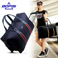 2016 New Arrival BOPAI High Quality Travel Bags On Wheels Trolley Bag Rolling Bag In Waterproof