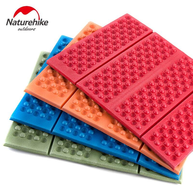 Naturehike 2pcs High-density Foam Outdoor Folding Cushion Moistureproof Ultralight NH-DZ