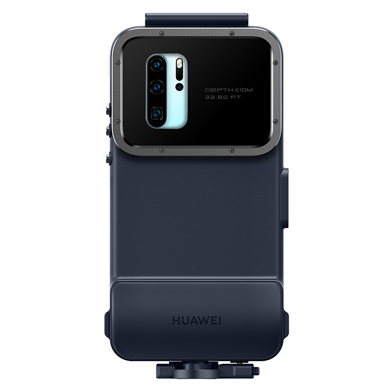 Image 4 - HUAWEI P30 Pro Case Original Official Waterproof Swimming Diving Camera Protect Cover HUAWEI P30 Pro Snorkeling Case Cover-in Fitted Cases from Cellphones & Telecommunications