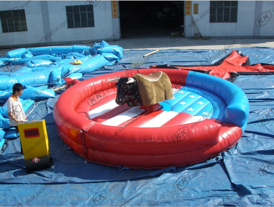 inflatable rodeo game rodeo bull riding game rodeo mechincal ...
