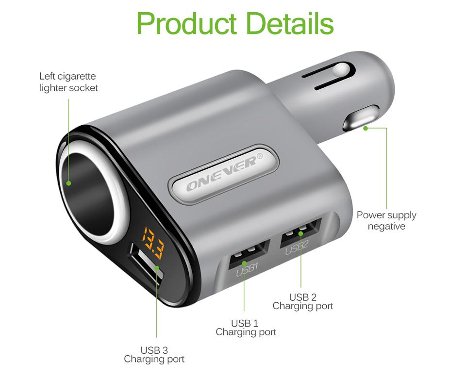 Electronic cigarette lighter 4