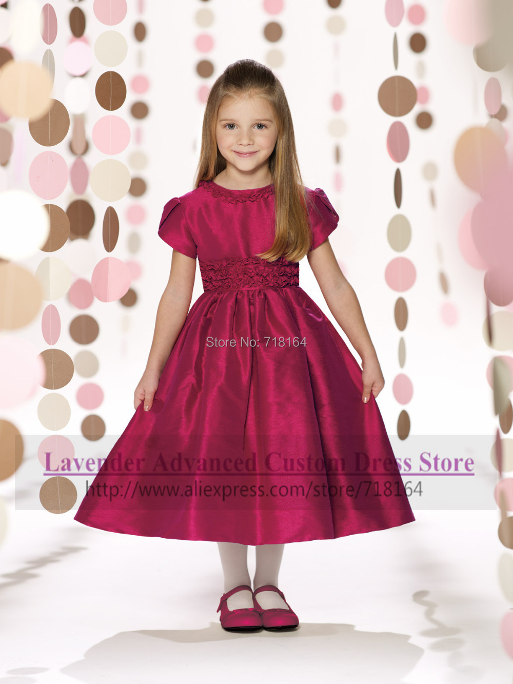Online Get Cheap Modest Flower Girl Dresses -Aliexpress.com ...