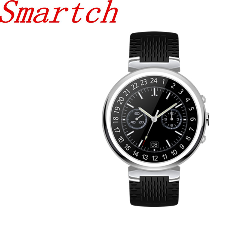Smartch I6 Smart Watch Android 5.1 MTK6580 Quad Core RAM 2GB+ROM16GB Smartwatch Support 3G GPS WIFI Google play camera for Andro