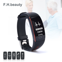 F H beauty blood Pressure Pulse Monitors Portable health care Blood Pressure Monitor Heart Rate Monitor
