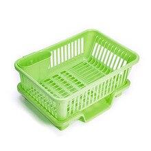 Plastic Washing Holder Basket Rack Storage Kitchen Wash Dry Shelf Cutlery Drainer Sink Dish Bowl Rack Organizer Kitchen Gadget