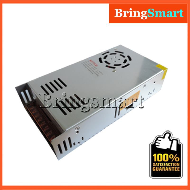 AC to DC Transformer Power Adapter 110v 220v to 24v DC Power Supply 3 Wires Output