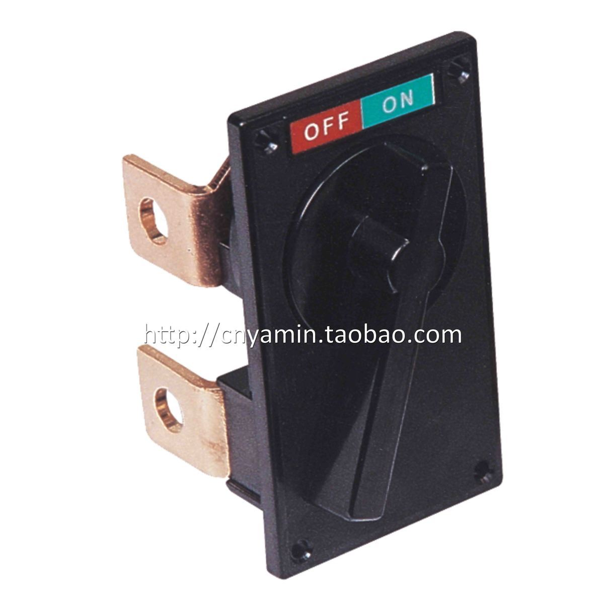 KDHS - 125/1 BX1 Through To Break Off Close Welding Machine Switch Welding Machine Parts Knife Single Pole Switch 125A