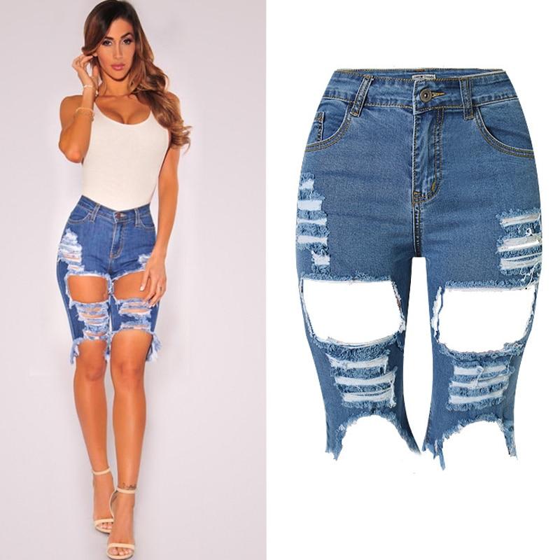 Denim Midi Shorts Reviews - Online Shopping Denim Midi Shorts ...