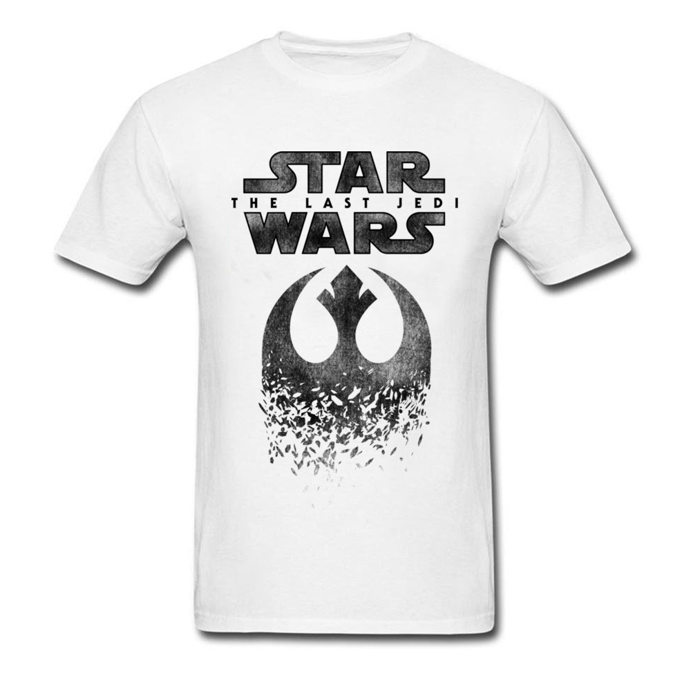 star wars t shirt white