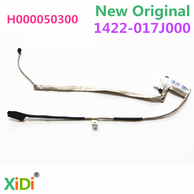 NEW 1422-017J000 3G H000050300 FOR TOSHIBA Satellite L850 C850 C850-11V C850-119 C870 L870 LCD LVDS CABLE image