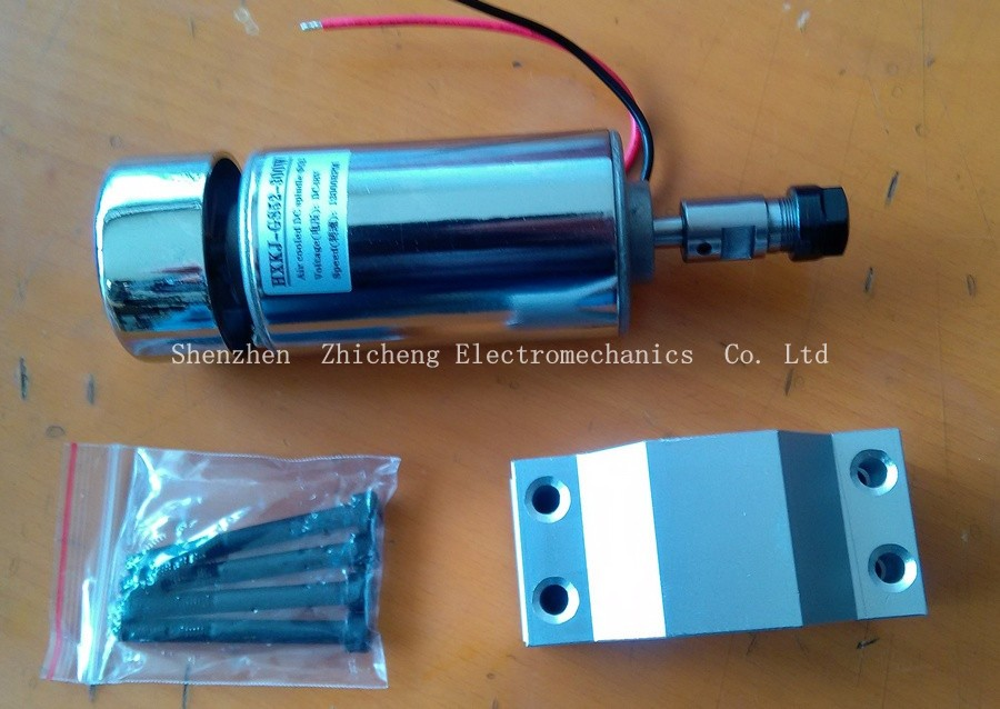 Spindle CNC machine spindle motor 0.3kw 52 mm 300 W ER11 chuck dc 12-48 on the spindle engraving machine engraving machine + cla wheelis the path not taken – reflections on pow er