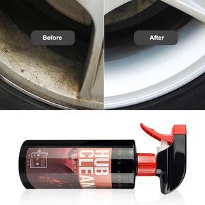 Image 4 - Очистка ступицы колеса 500 мл, очистка автомобиля, стальное кольцо из нержавеющей стали, удаление ржавчины, железный порошок