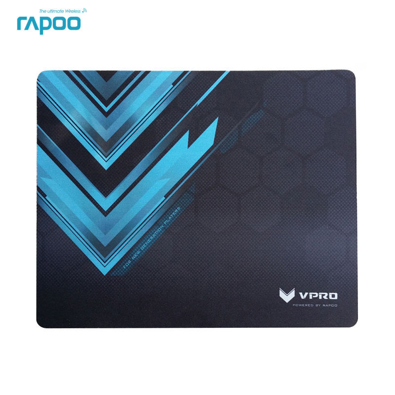 лучшая цена Hot sale Rapoo Mouse Pad 250*220mm Gaming Mouse Pad Control/Speed Version Mouse Mat For Gaming or Wireless mouse