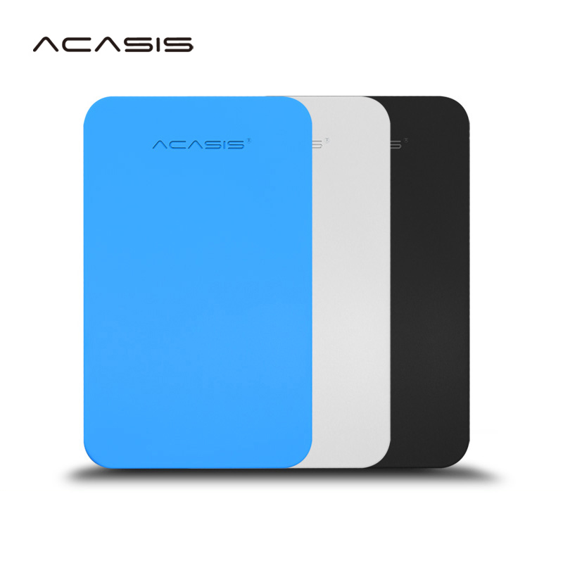 ACASIS Original 2 5inch Portable External Hard Drive Disk USB3 0 High Speed HDD for PS4Xbox One Xbox 360PCMaclaptopsdesktops