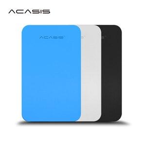 "ACASIS Originele 2.5 ""Draagbare Externe Harde Schijf Schijf USB3.0 High Speed HDD voor PS4, xbox One/Xbox 360, PC, Mac, laptops, desktops(China)"