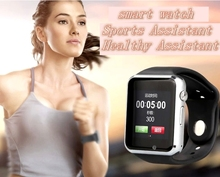 watch for children WristWatch Bluetooth Smart Watch Sport Pedometer With SIM Card smart watch Android for Samsung galaxy J5 S5A5