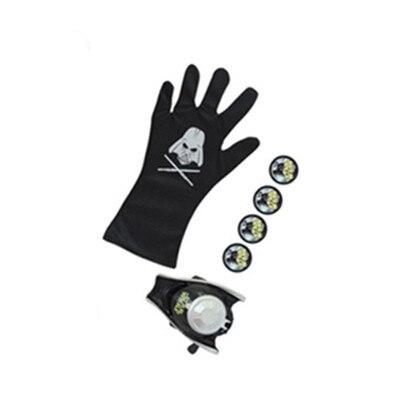 Marvel Мстители 3 Возраст Альтрона Халка черная Widow Vision Ultron Железный человек Капитан Америка Фигурки Модель игрушки - Цвет: star wars glove
