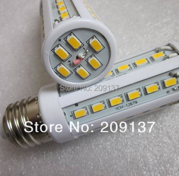 SMD 5730 E27 B22 LED 12V 10W LED bulb lamp 42leds,Warm white/white LED Corn Bulb Light,free shipping