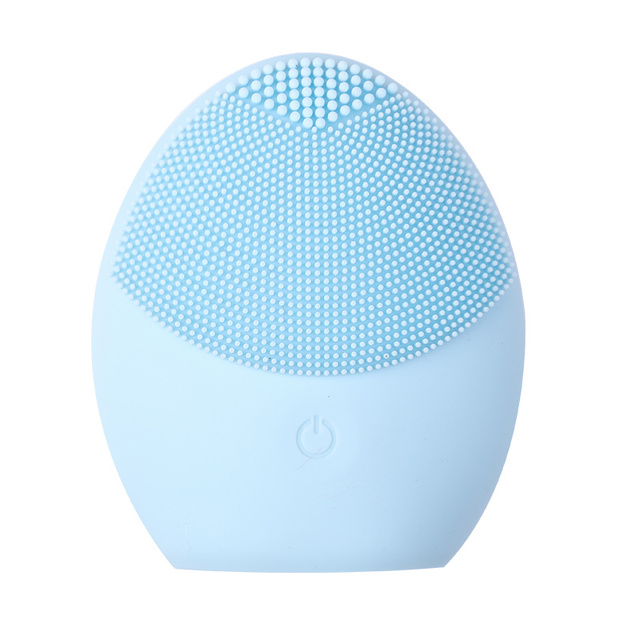 Nuevo cepillo eléctrico de limpieza facial herramienta SPA masaje cara profunda poro resistente al agua belleza suave limpieza profunda cepillos de cara