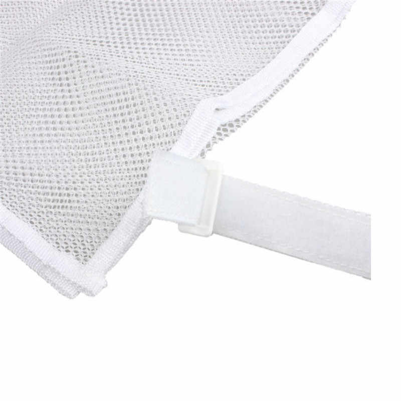 Кровать висячая сумка для хранения детская кроватка кровать детская прикроватная сумка из хлопка органайзер для кроватки 48*60 см карман для пеленок