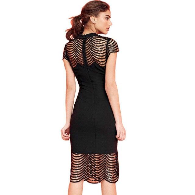 d0142a8fe750 2017 Runway Womens Fashion Sequin Sheath Black Dress High Fashion Women  Designer Clothes Ladies Designer Dresses Vestidos Negro