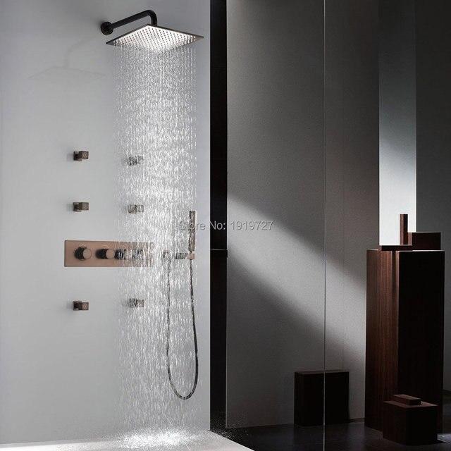 Aliexpress.com : Buy Orb Shower System Rainfall Waterfall Shower ...