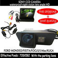 wirless Car Styling Reverse backup Camera With Monitor Car RearView Camera 2012 FORD MONDEO/FIESTA FOCUS HATCHBACK -Max KUGA