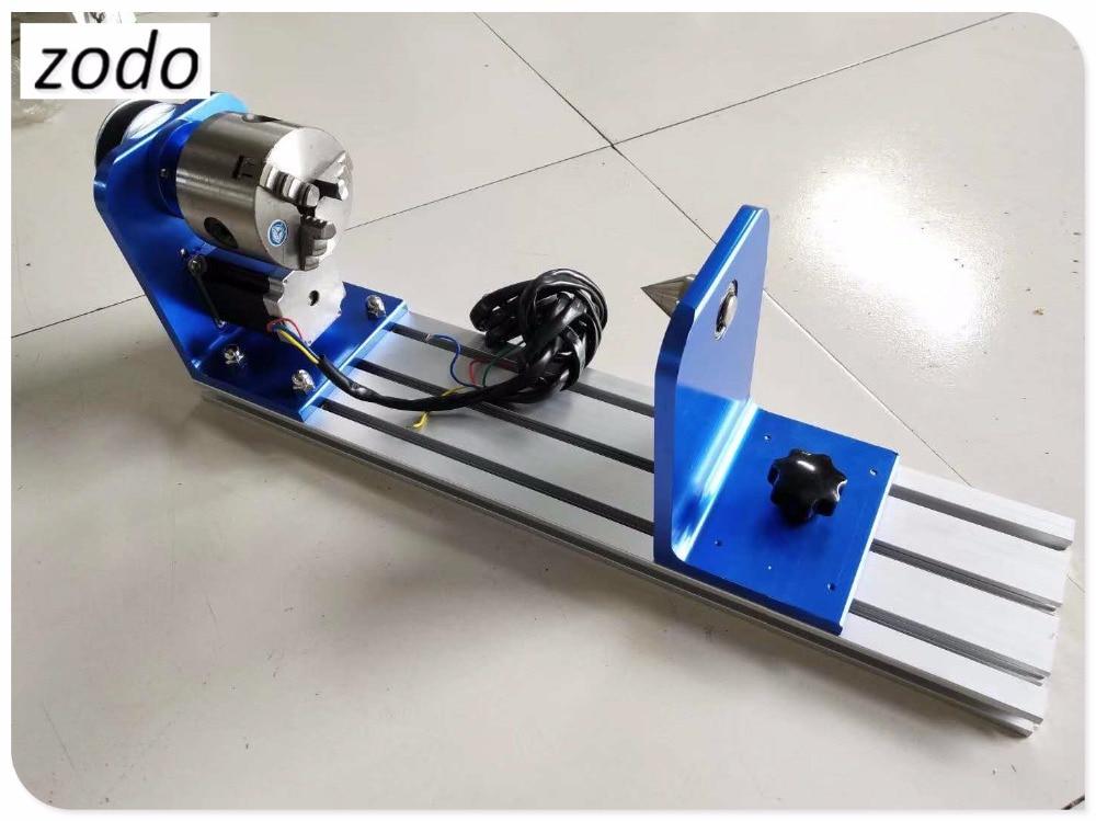 Outils rotatifs CO2 machines de gravure et de découpe laser