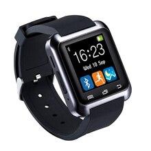 Vaclav U8 Bluetooth Smart-uhr Mode Android Uhr Digitale Sport Handgelenk GEFÜHRTE Uhr Compatiable für iOS Android Telefon Smartwatch