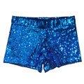 short feminino new fashion Sequins Free Nightclub perform leading dancer shorts women short cintura alta pantalones cortos mujer