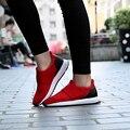 Мужчины Обувь Повседневная Дышащий Воздуха Плоские Туфли Легкие Тренеры Спортивная Обувь Zapatillas Deportivas Hombre Корзина Femme y3