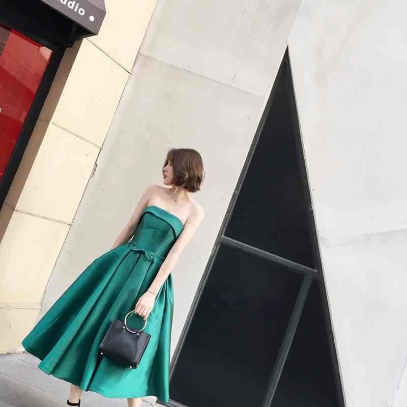 Në magazinë Veshjet e shkurtra të mbrëmjes Prom Gown - Fustane për raste të veçanta - Foto 2