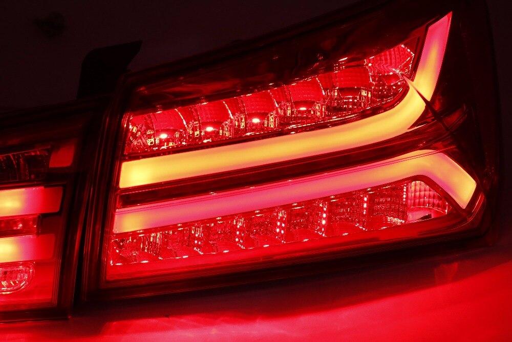 Санви новый 2016 светодиодный задний фонарь для Шевроле Малибу