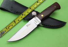 Red Boa 2s fixed blade knife ATS 34 blade hunting knives camping survival outdoor the best gift free shipping
