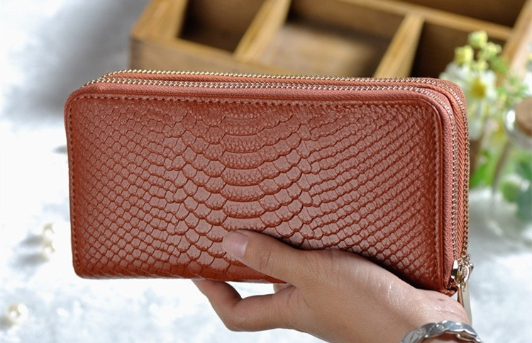 genuine leather wallet 1
