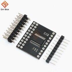 MCP23S17 dwukierunkowy 16 Bit I/O Expander interfejs szeregowy SPI moduł I2C interfejs 10 MHz Max wysokiej  prędkość w Części i akcesoria do instrumentów od Narzędzia na