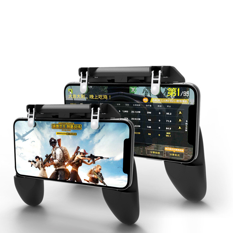 Mobile Phone Game Controller Handle Wireless Remote Shooter