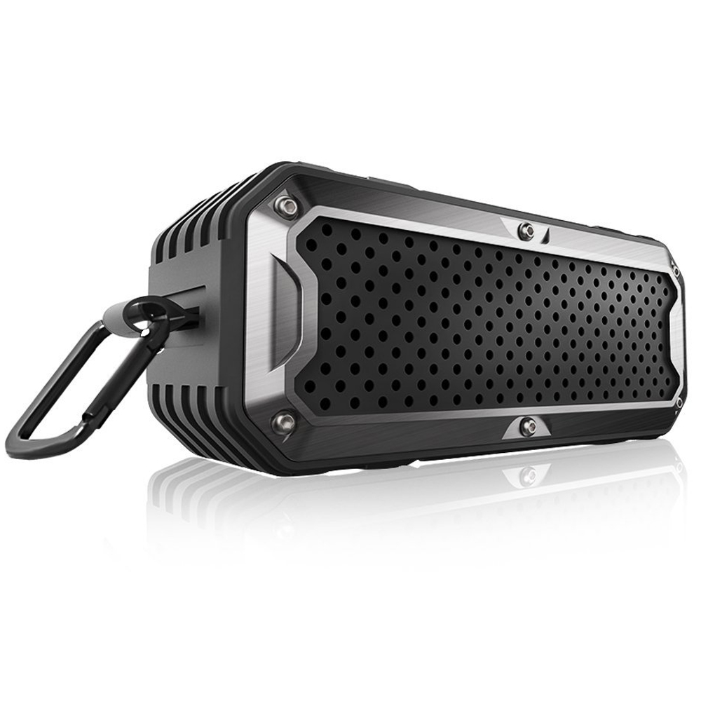 ZEALOT S6 Outdoor Waterproof Stereo Bluetooth Speaker Wireless Subwoofer AUX TF Card MP3 Play With Microphone aimitek a8 mini wireless bluetooth speaker portable touch screen stereo subwoofer mp3 player with microphone tf card slot aux in