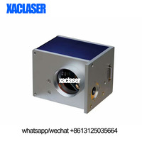 Laser galvo scanner head 1064nm fiber 10600nm CO2 Laser scanning head YAG input beam 10/12/14/16mm laser galvo scanner