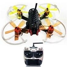 Fibra de Carbono XFX90 F3 Transmisor de Control de Vuelo con OSD Cámara AT9S Racing Drone RTF
