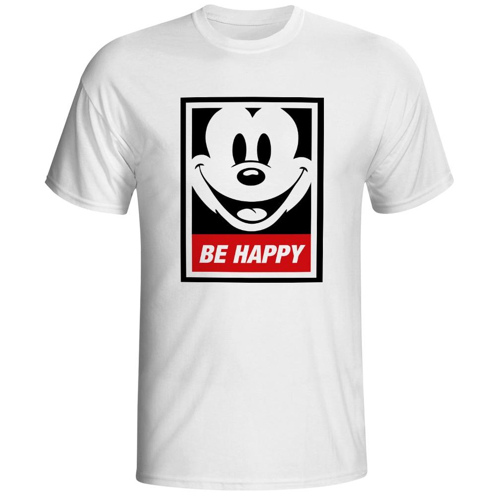 Mouse Dog Duck T Shirt Cartoon Casual Creative Print T Shirt Design