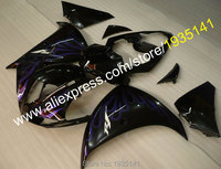 Hot Sales,Blue flame For Yamaha 2009 2010 2011 YZF R1 YZFR1 09 10 11 YZFR1000 YZF R1 Motorcycle body Fairing (Injection molding)