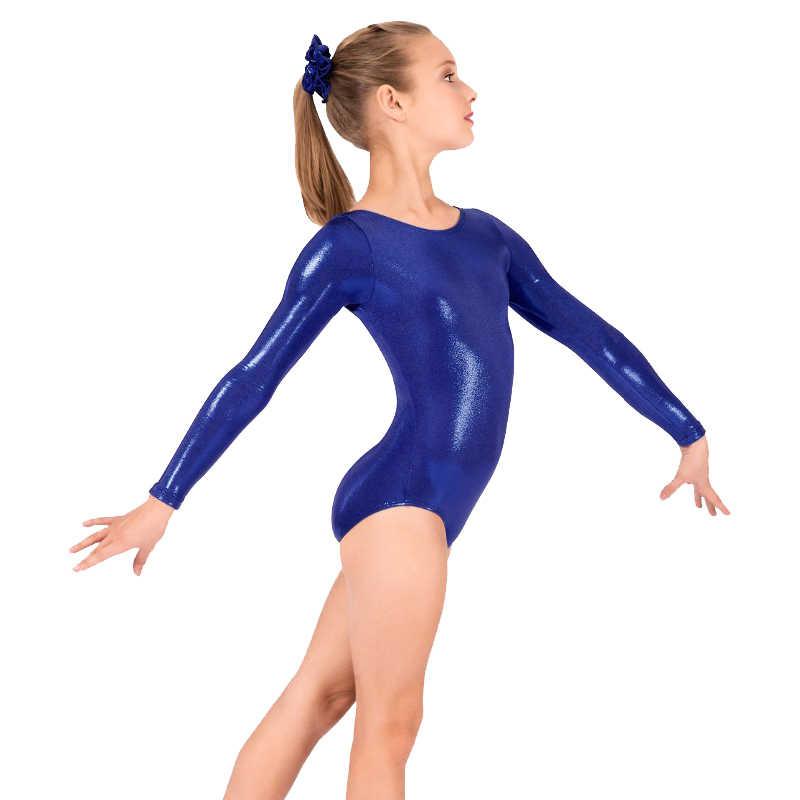 2fb5a41ab697 Detail Feedback Questions about Girls Shiny Metallic Gymnastic ...