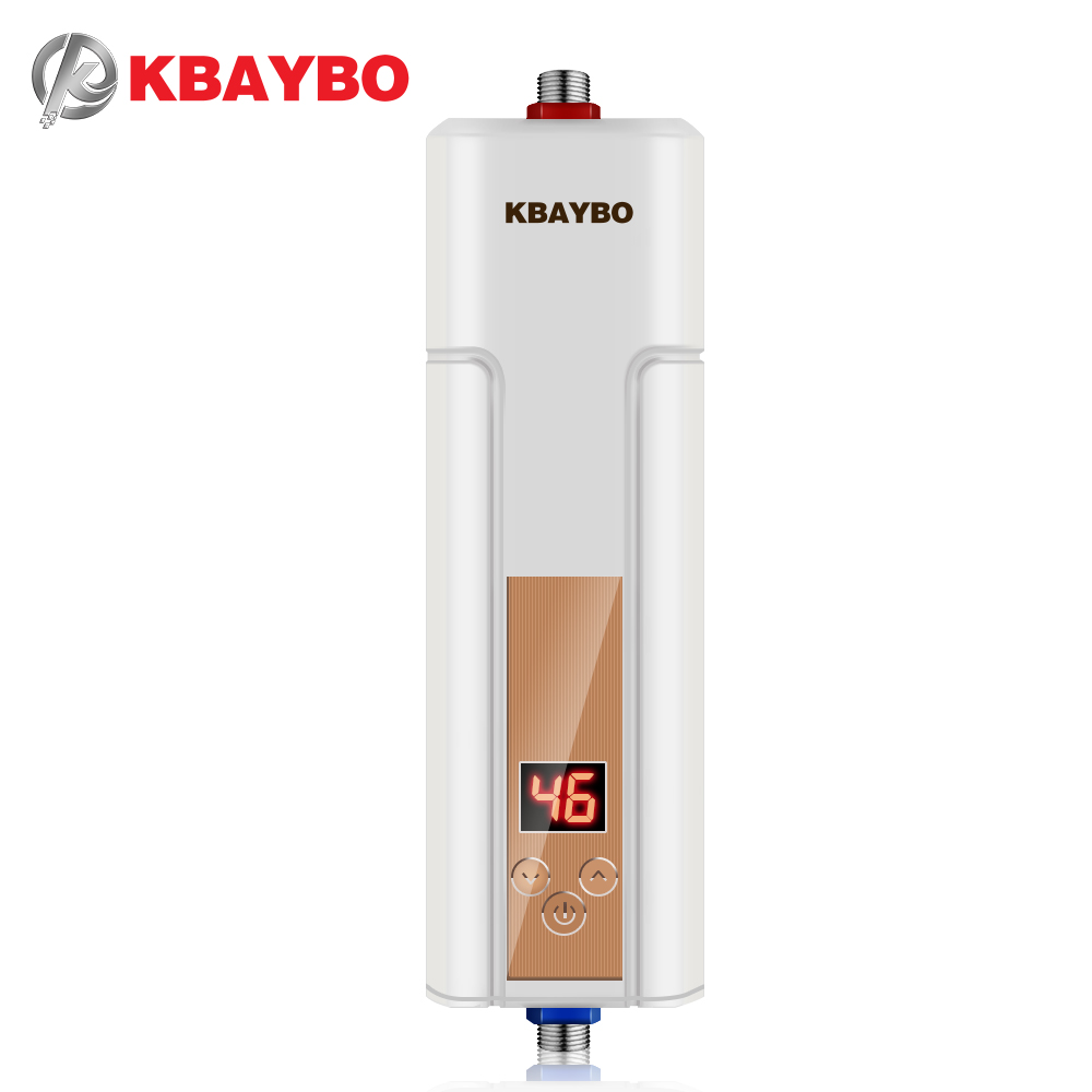 Buy 5500w electric water heater instant Instant water heater