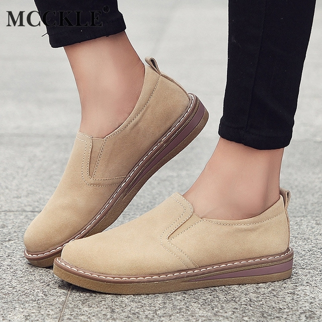 85d9055a8c222 MCCKLE-Autumn-Flat-Women-Shoes -Platform-Female-Sneakers-Suede-Sewing-Slip-On-Moccasins-Elastic-Band-Casual .jpg 640x640.jpg