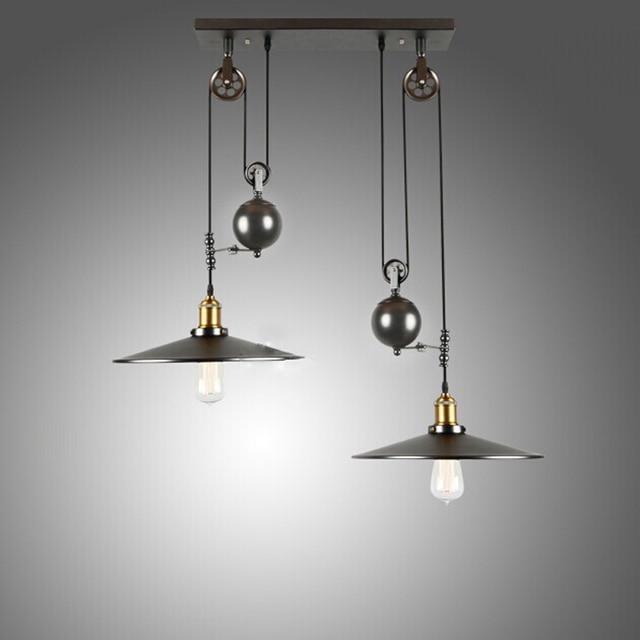 Aliexpress.com : Buy Creative Industrial pendant lights ...