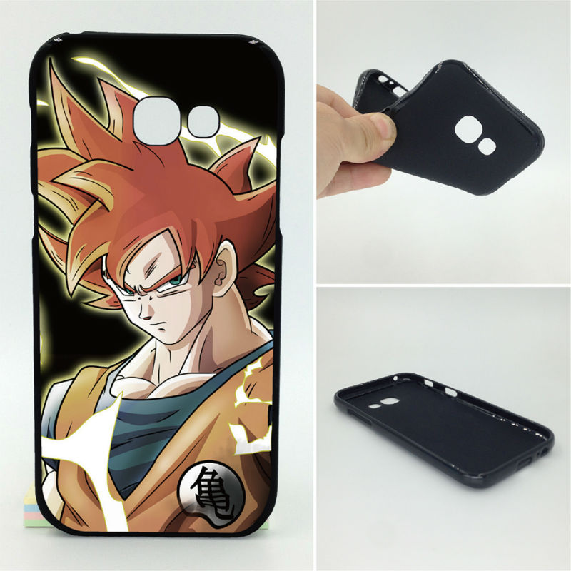 Half-wrapped Case Goku Dragon Ball Z Battle Of Gods Phone Cases Soft Tpu For Samsung Galaxy 2017 A5 A7 A3 J7 J5 J3 J2 Prime On5 On7 A320 A520 To Have A Long Historical Standing